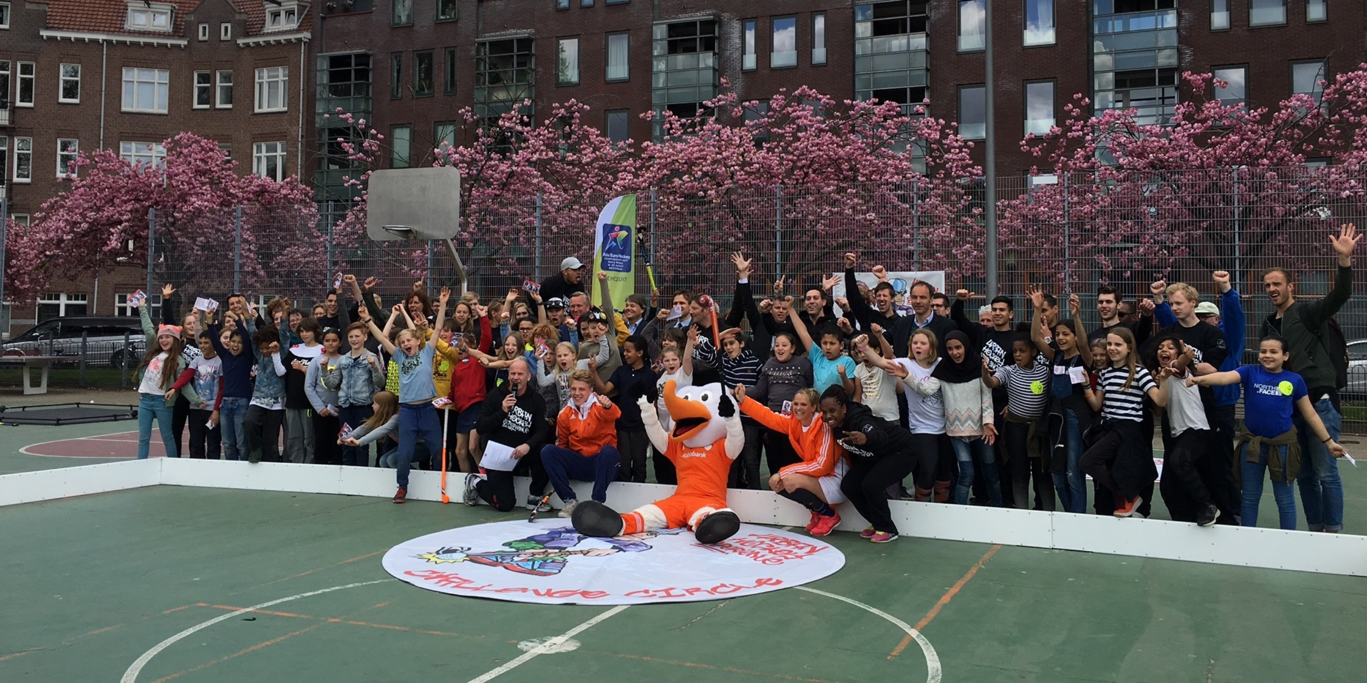 Urban Hockey Experience gestart
