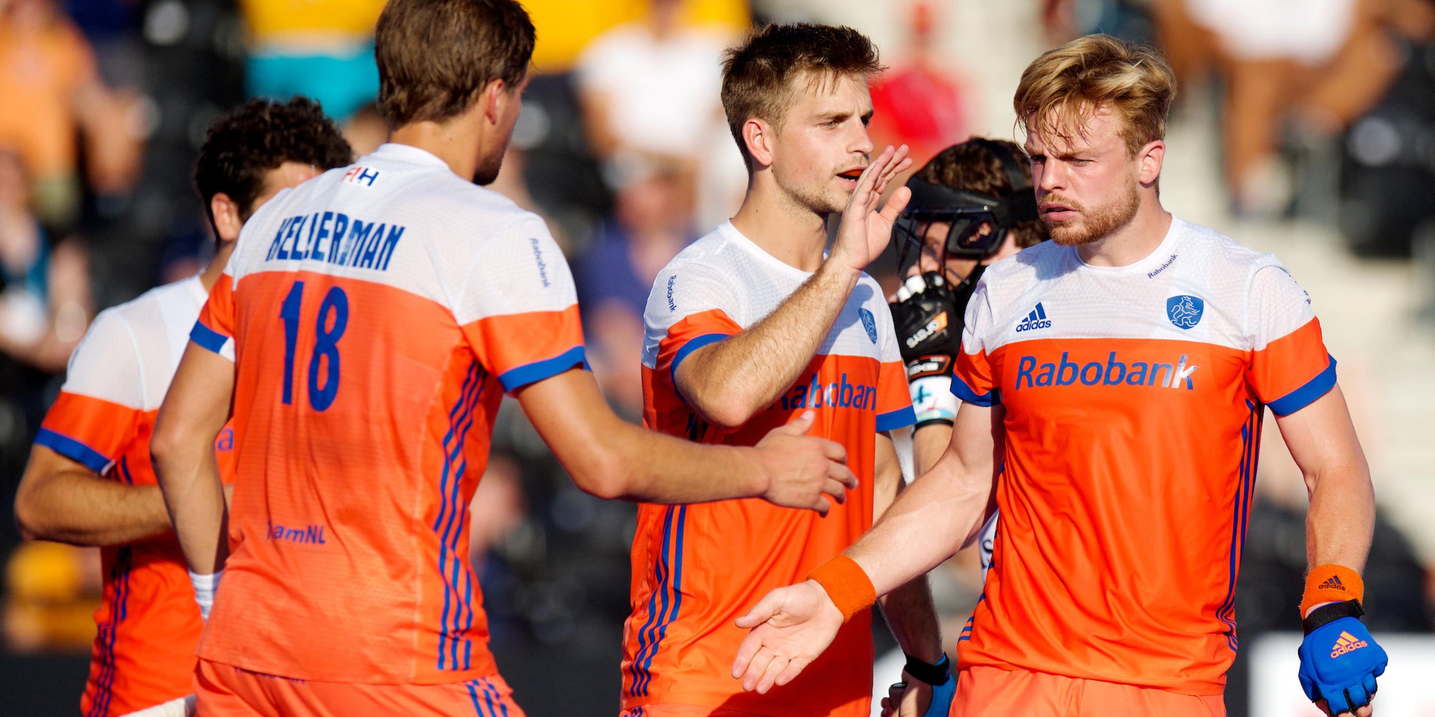 Laatste Champions Trophy wordt gespeeld in Breda