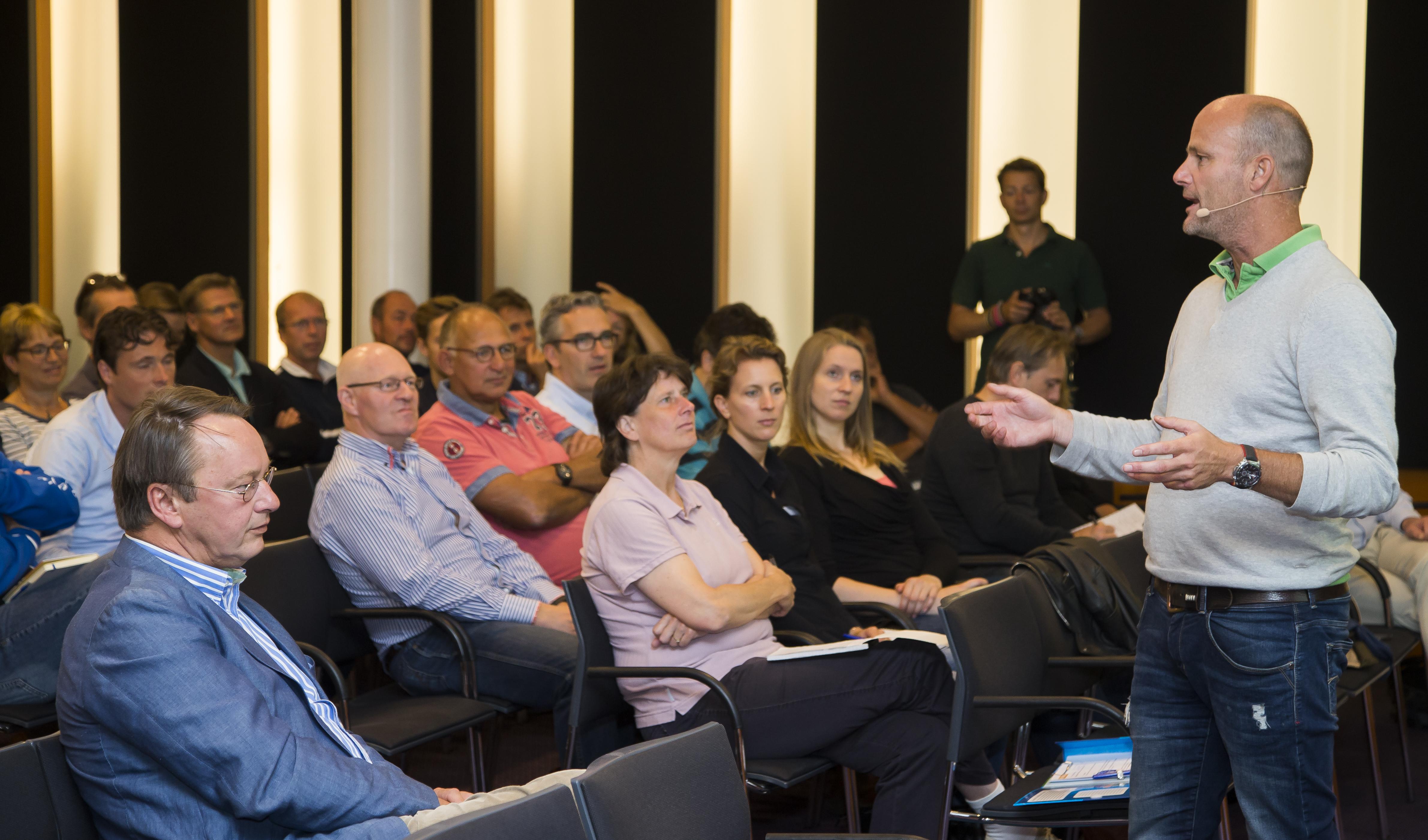'Belasting en belastbaarheid' onderwerp van gesprek tijdens het Technisch Kader & Medisch Congres