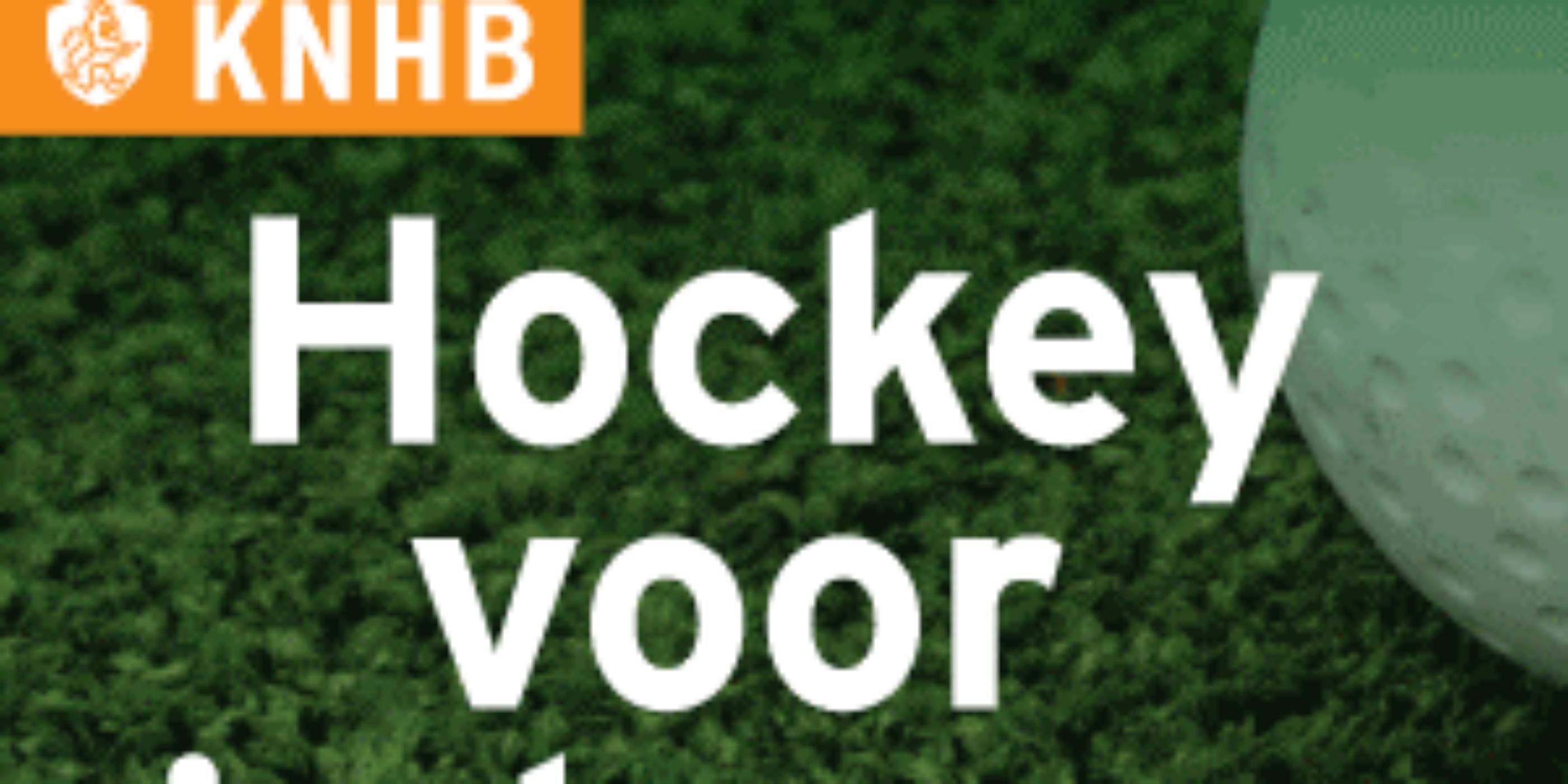 Sportiviteit & Respect campagne 'Hockey voor iedereen' gelanceerd