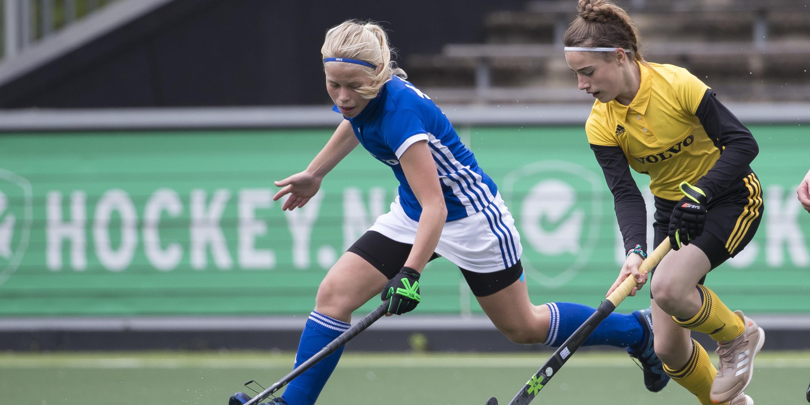 Onderzoek naar (hockey)behoefte C, B en A-jeugd