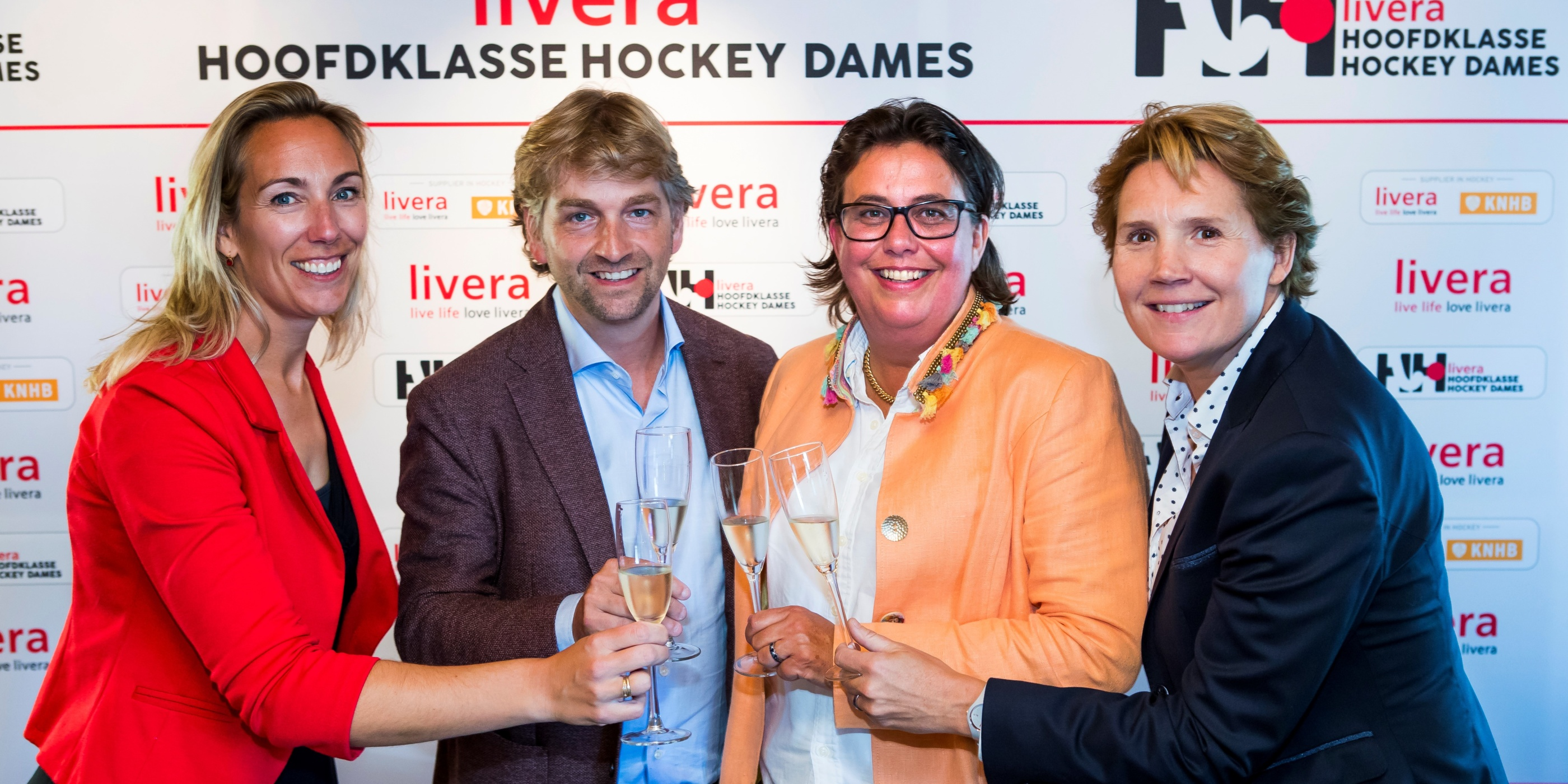 Livera hoofdpartner van Hoofdklasse Hockey Dames