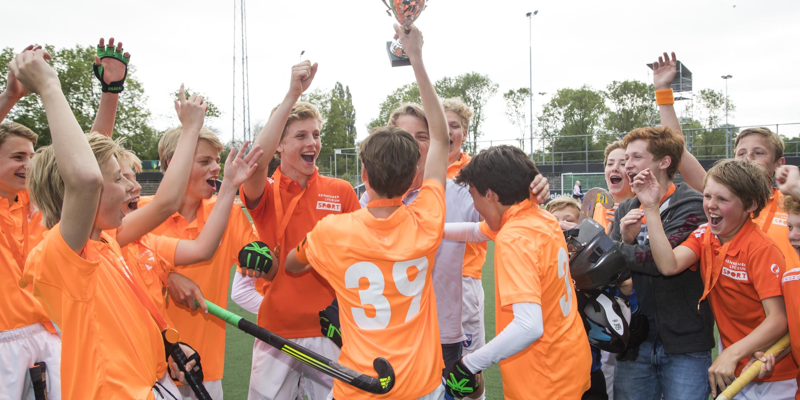 Inschrijving Nationale Schoolhockeycompetitie 2019 gestart