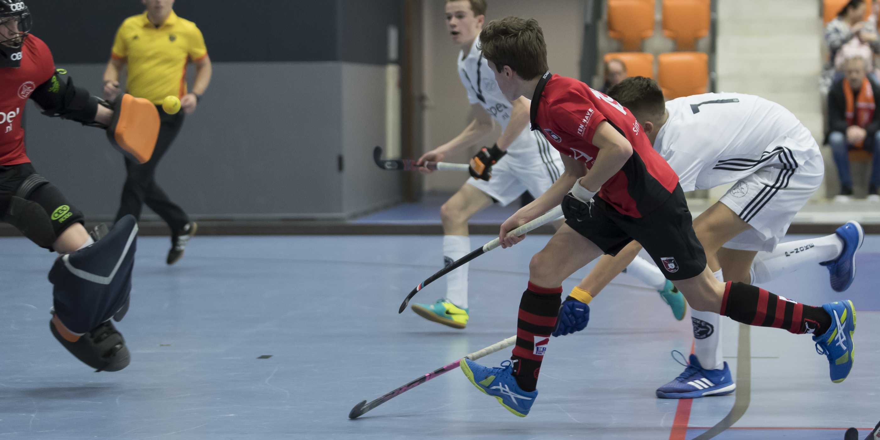 Update lancering nieuwe KNHB bondsapplicatie 'HockeyWeerelt'