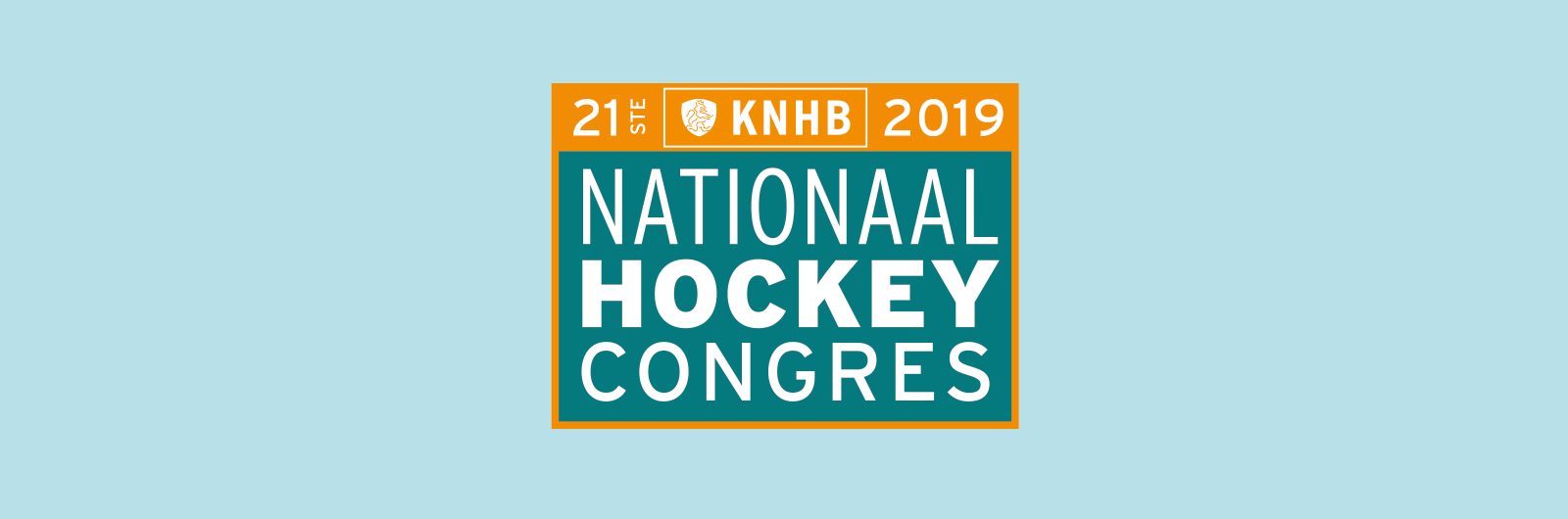 Meld je aan voor het Nationaal Hockeycongres 2019