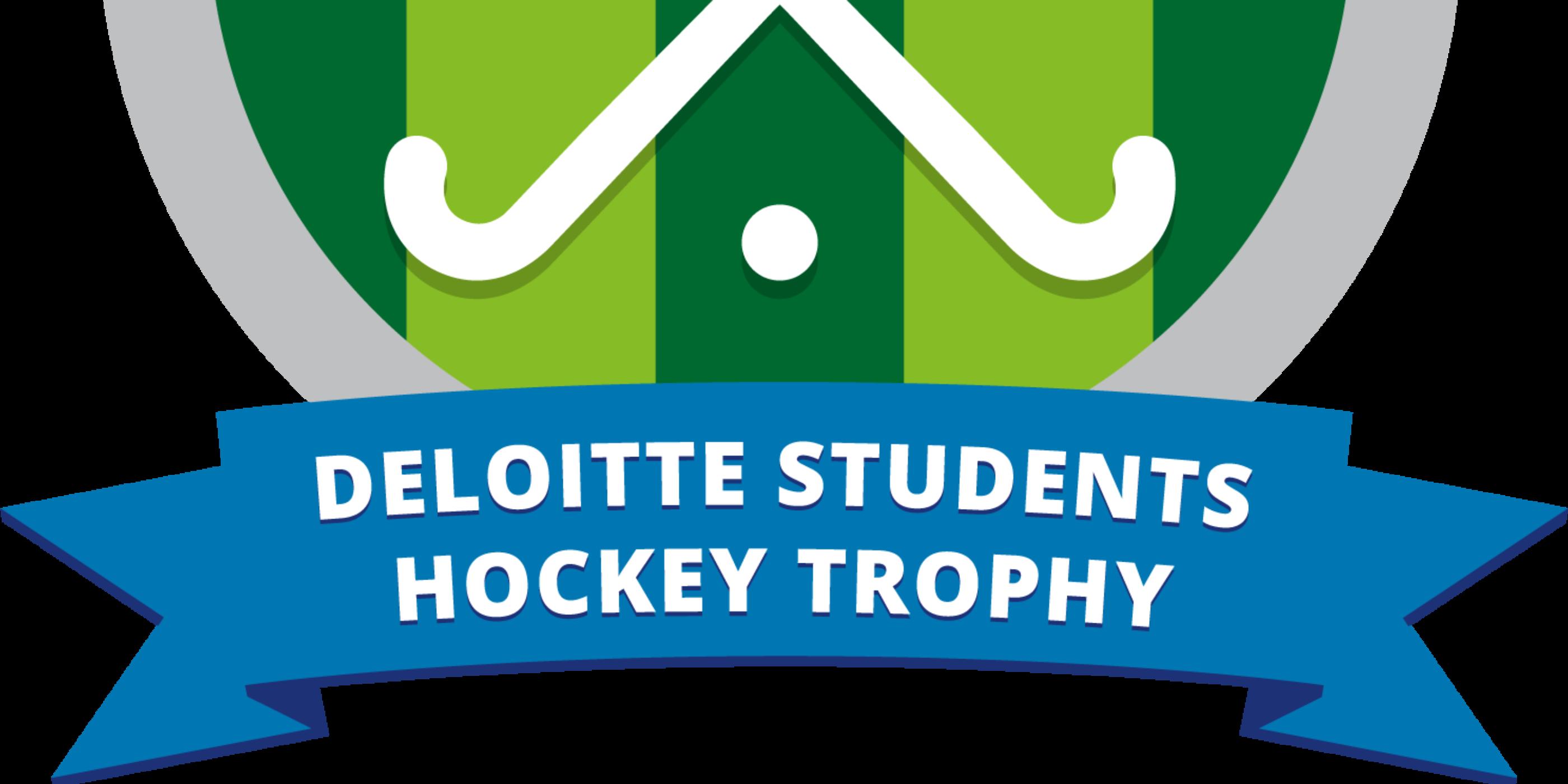 Laatste kans: schrijf je in voor de Deloitte Students Hockey Trophy 2019