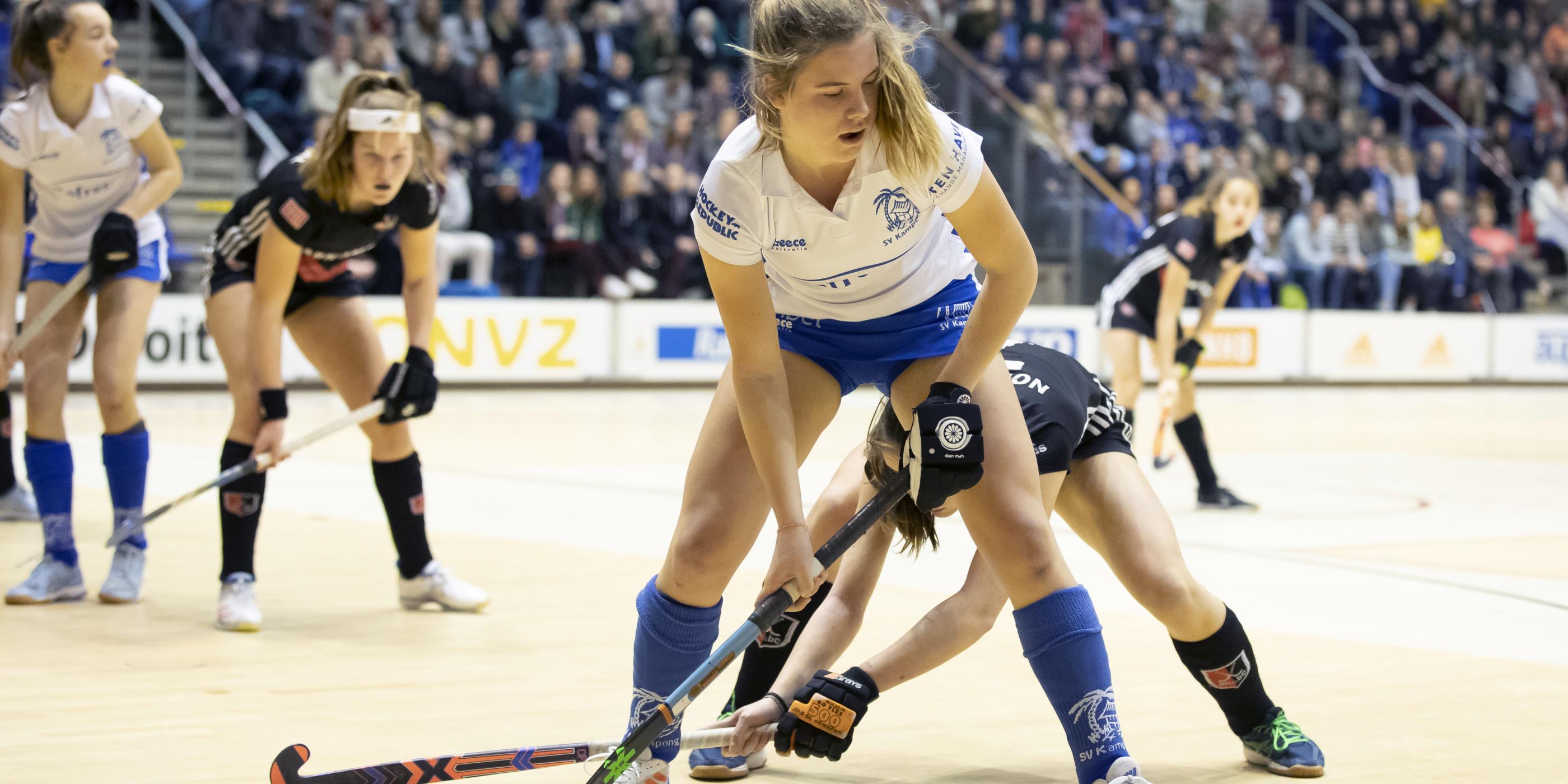 Nieuwe hockeyvisie: zaalhockey is booming!