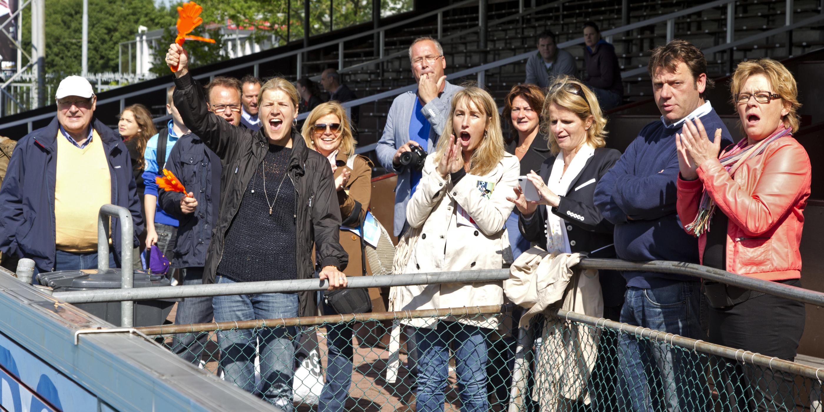 Ouders betrekken bij je vereniging? Tips & info in toolkit 'Welkom op het hockeyveld'