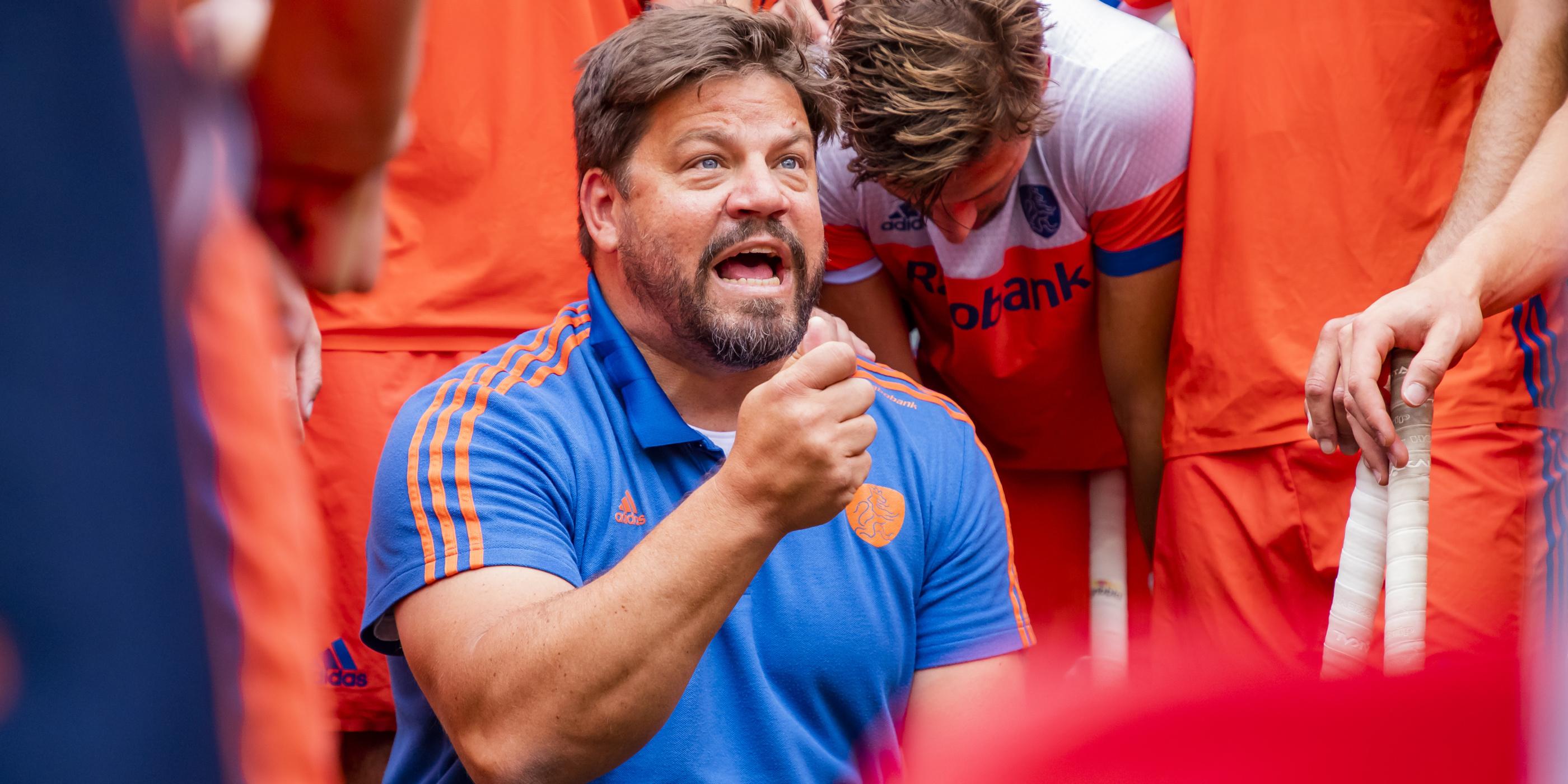 Max Caldas stopt na Tokio 2020 als bondscoach Nederlands Elftal Heren