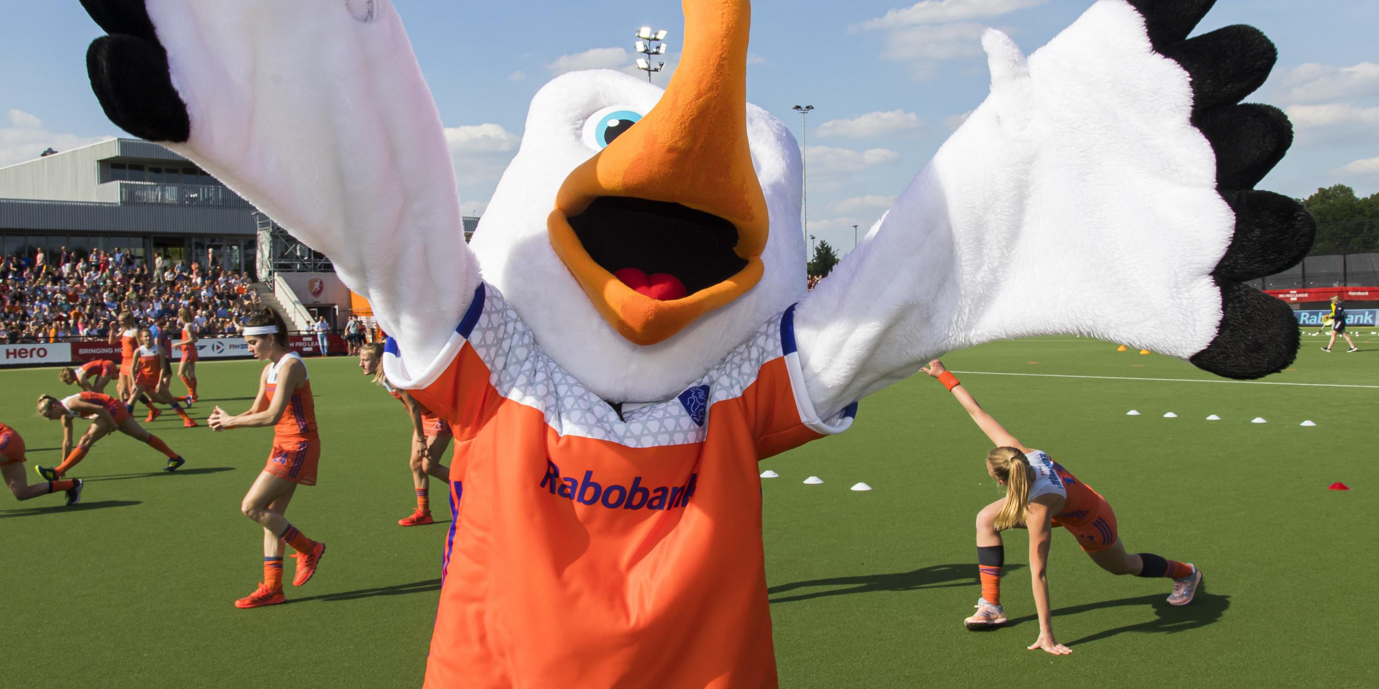 Selectie Nederlands Elftal Heren voor Olympische kwalificatiewedstrijden
