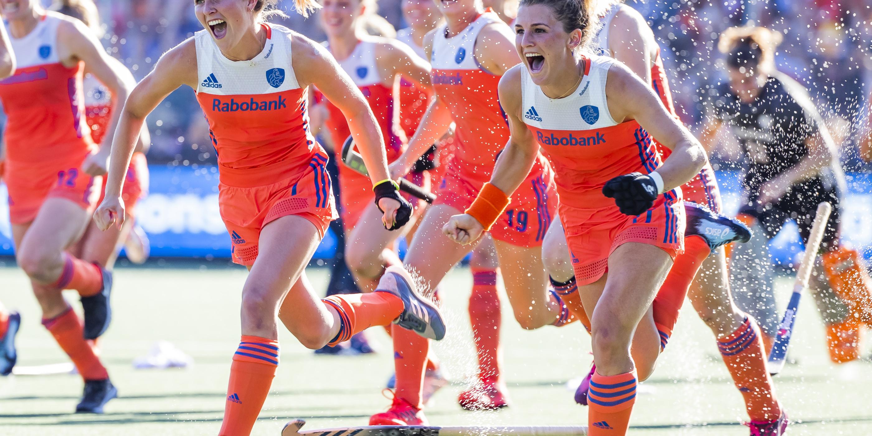 Bondscoach Annan maakt selectie Nederlands Elftal Dames EK Hockey bekend