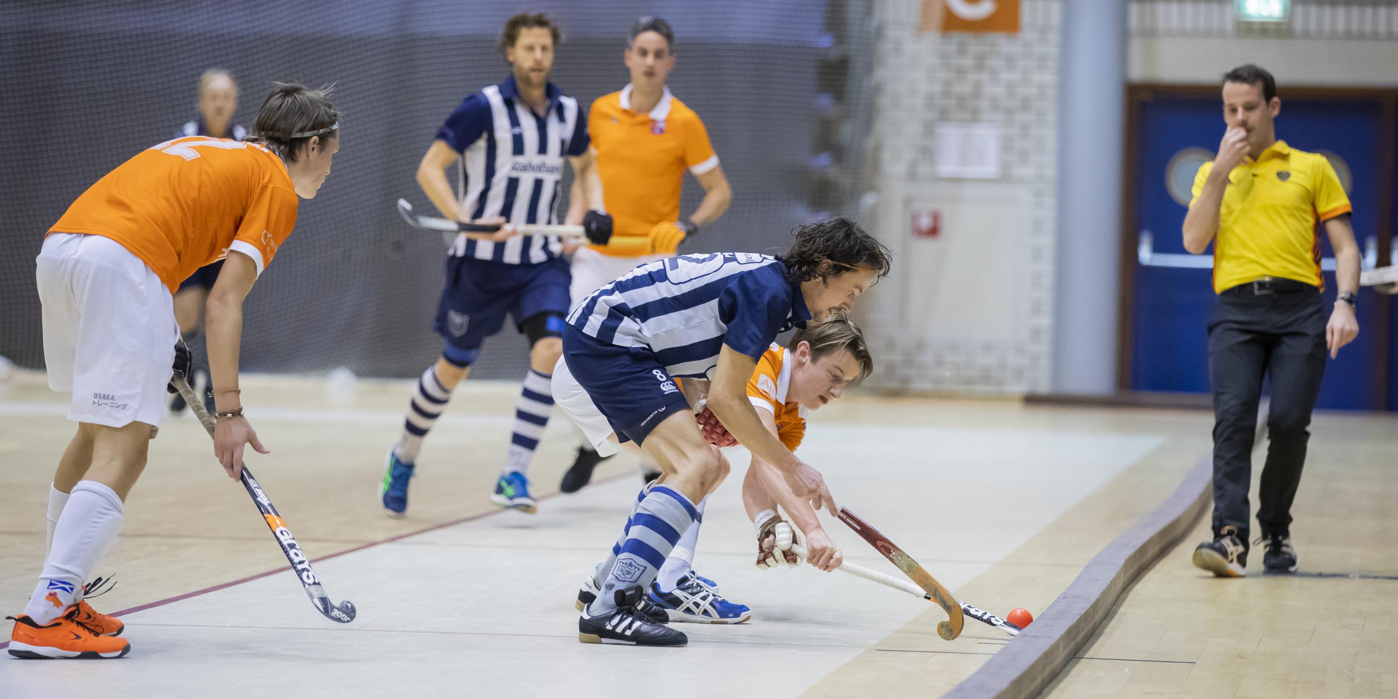 Video's met uitleg spelregels zaalhockey online