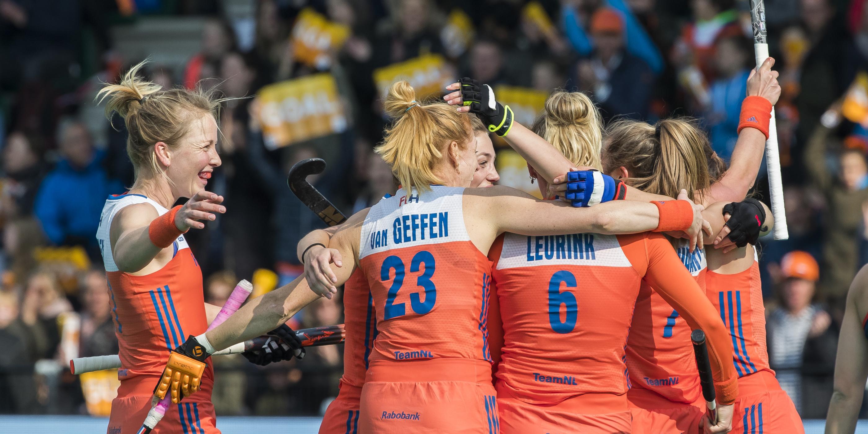 Spanje organiseert WK Dames 2022, Nederland host aantal wedstrijden