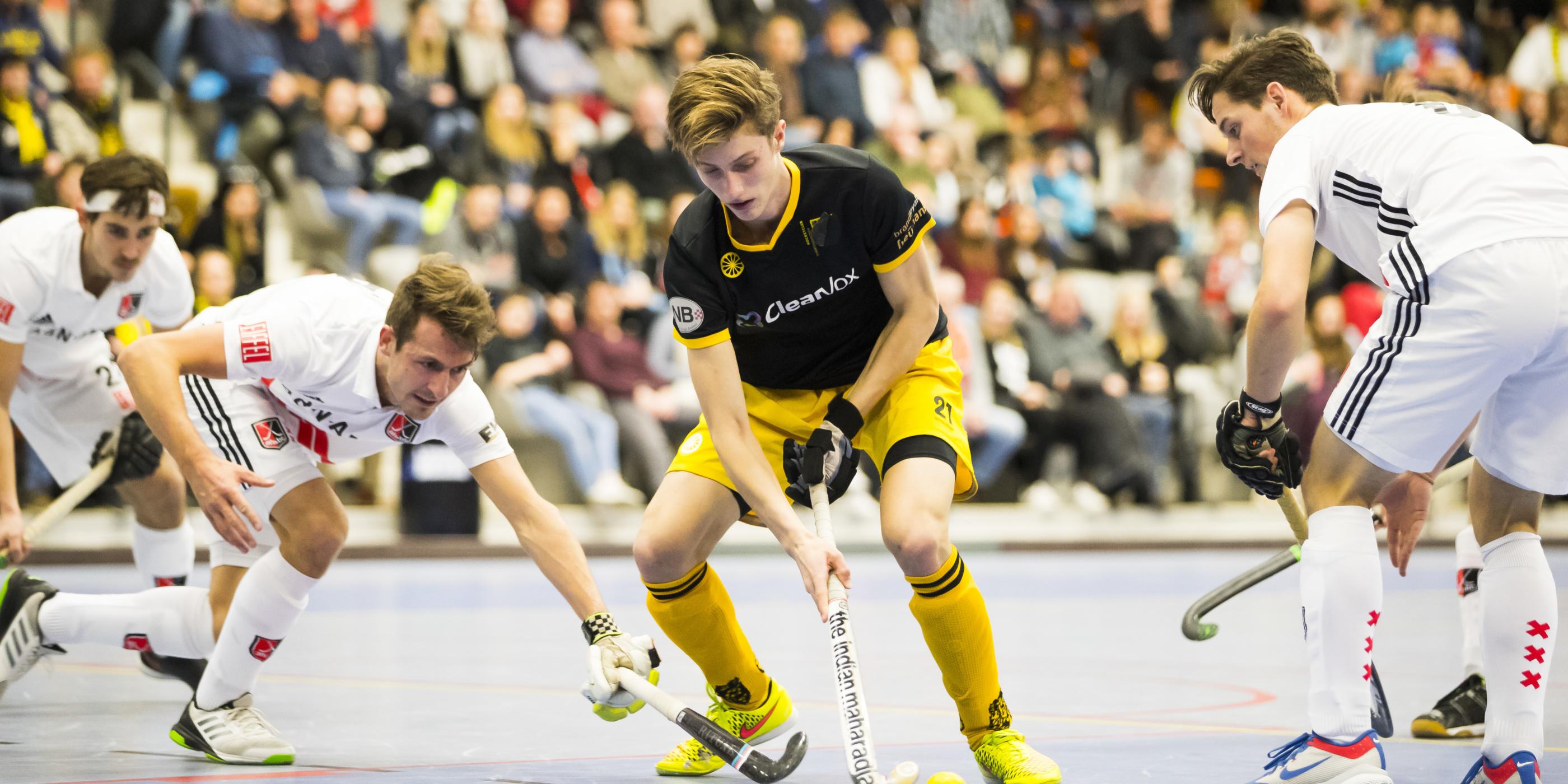 Spelerslijsten Hoofdklasse en Topklasse Districten zaalhockey gepubliceerd