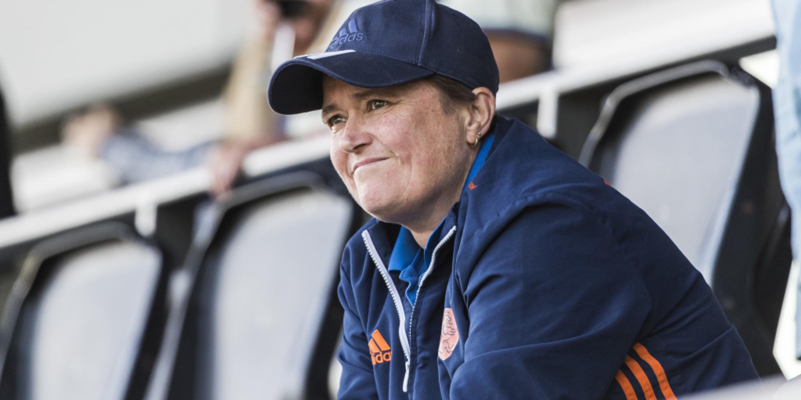 Alyson Annan 'Female Coach of the Year 2019'