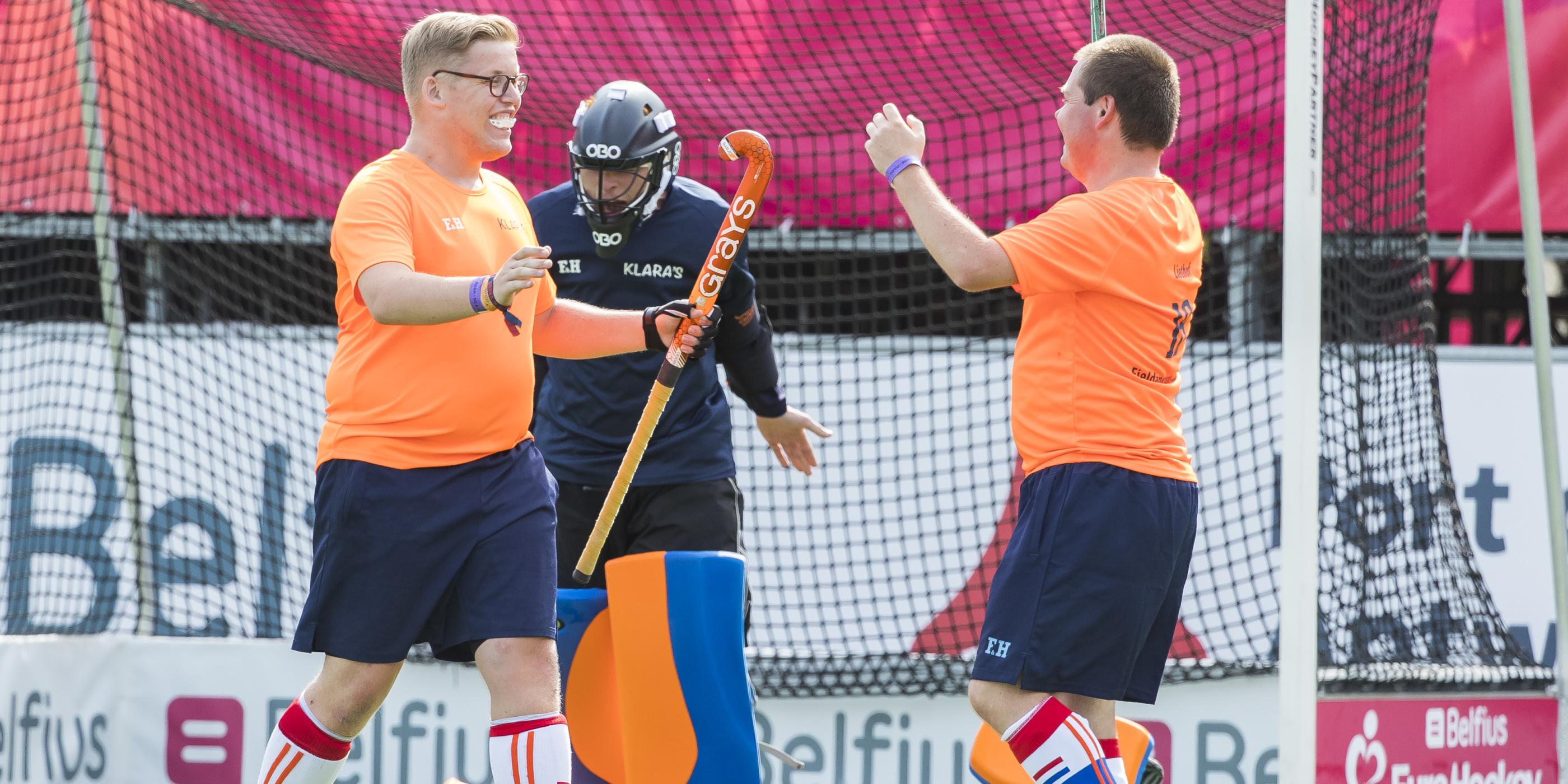 Special Olympics Invitational Field Hockey Tournament 2022 op velden DHC Drienerlo