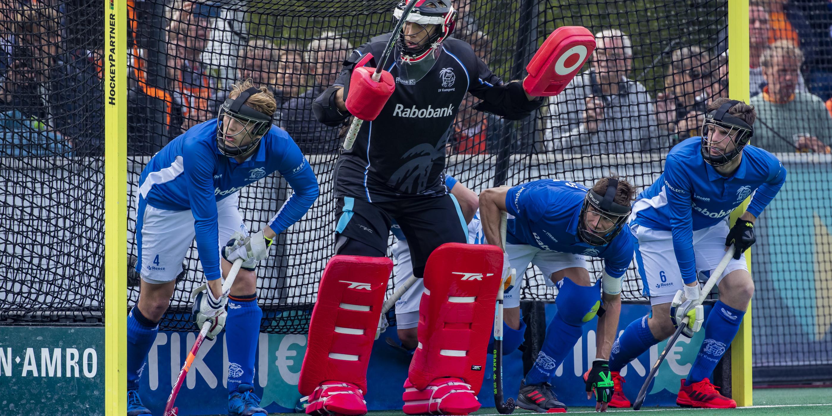 Nieuwe hockeyvisie: Mentale aspecten vanuit perspectief van de keeper en sleper