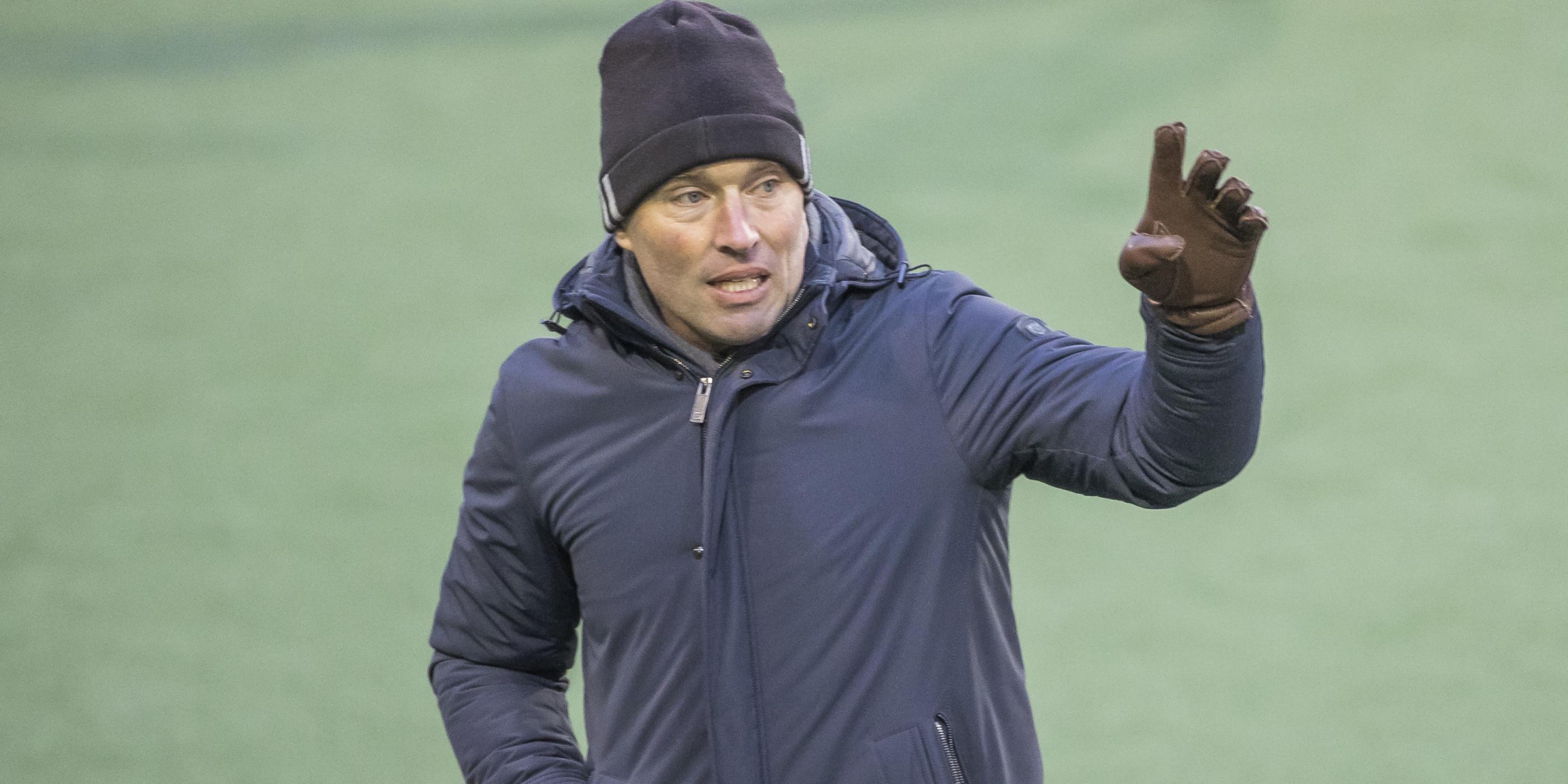 Jeroen Delmee na Spelen Tokio bondscoach Nederlands Elftal Heren