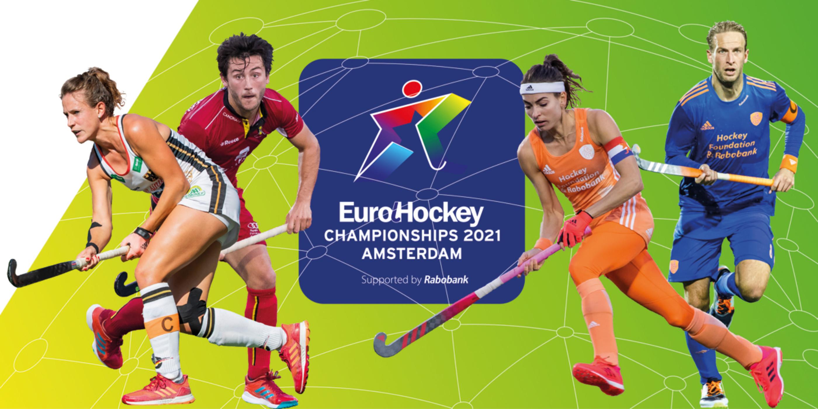 Kaartverkoop EK Hockey 2021 van start