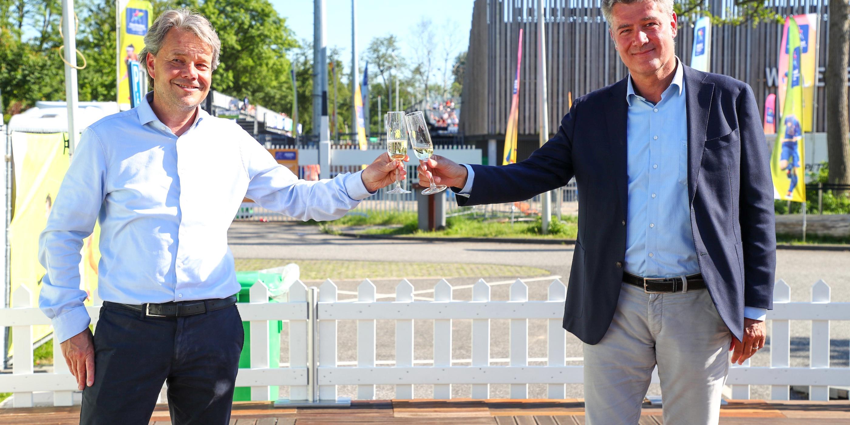 Samenwerking Maison van den Boer & KNHB