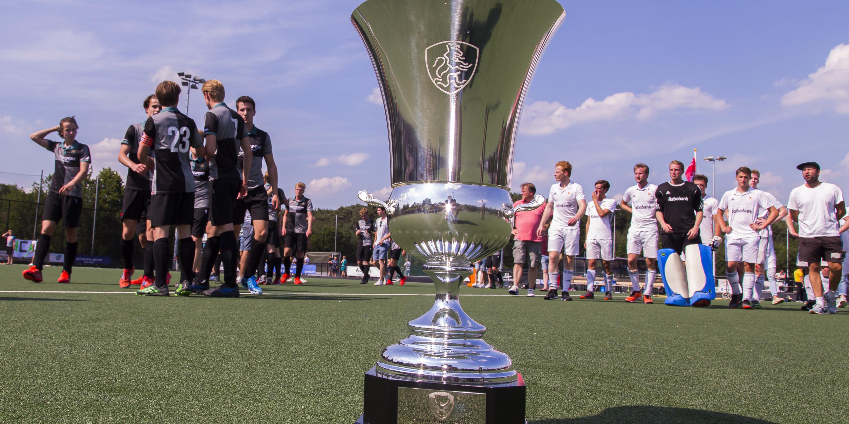 Loting ronde 3 Gold Cup en Silver Cup Heren